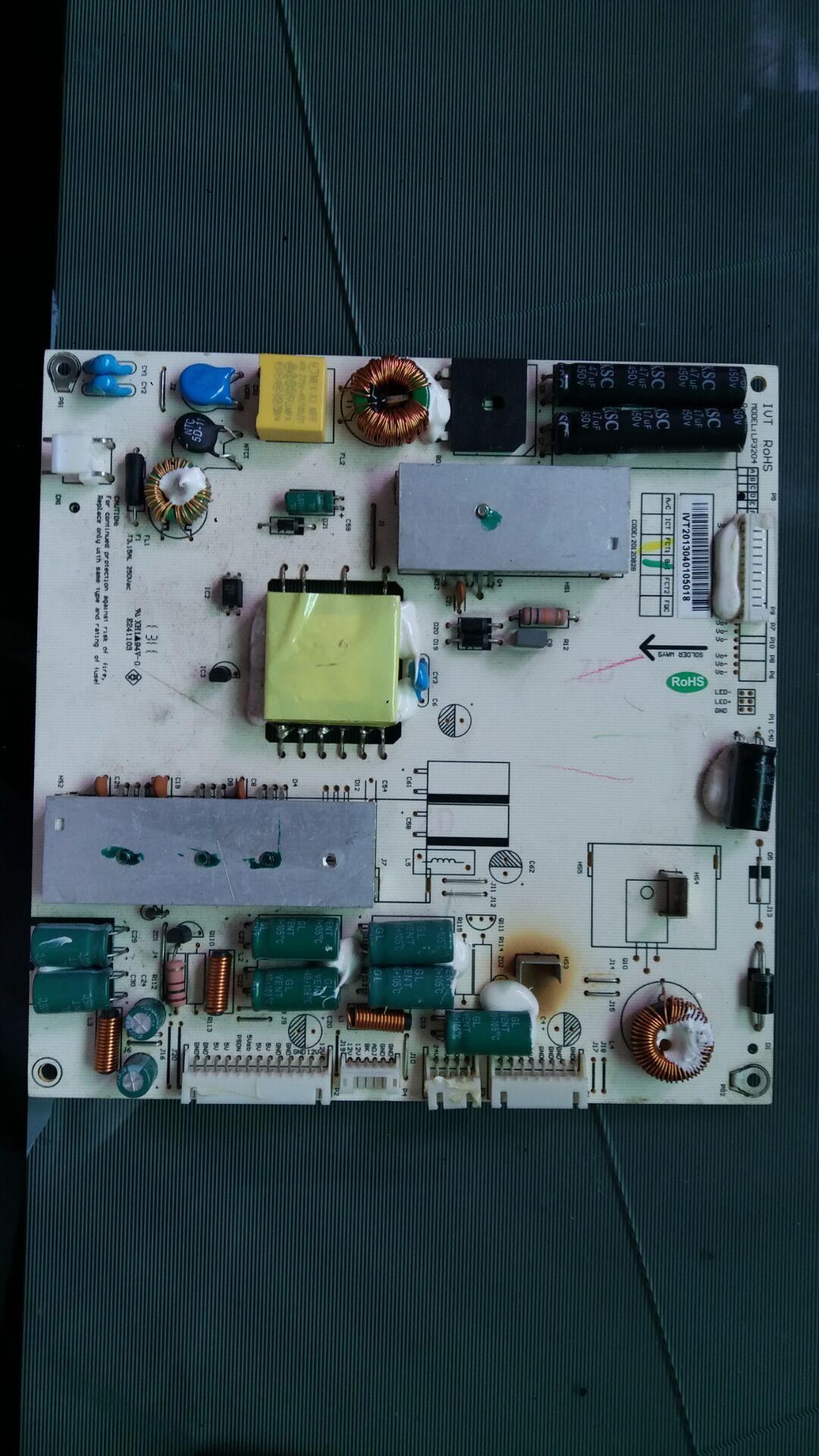 LP3204REV:06 landschafts - 32 - Zoll - 37 - Zoll - LED - TV - Power plate
