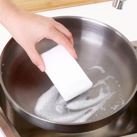 Нано Губка магии Клинг вытер грязь магия магические блюда чистые инструменты для чистки чистящие Японии