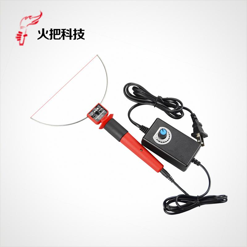 มีดโฟมสามารถปรับอุณหภูมิความร้อนไฟฟ้าแบบปากกาไฟฟ้าปากกาตัดโฟมตัดโฟมเครื่องตัดมีดปากกาความร้อนไฟฟ้า