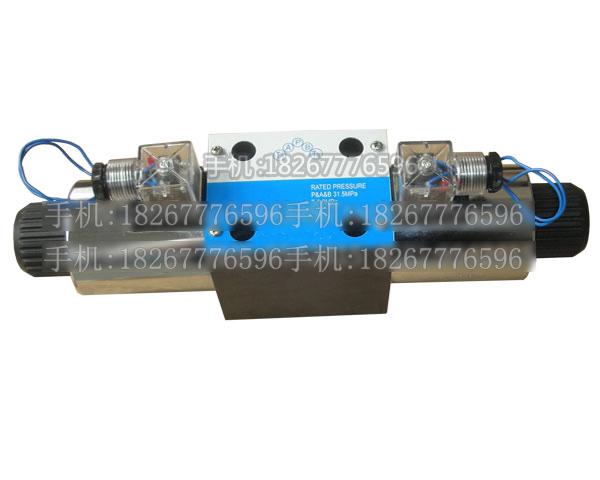 油圧電磁弁4WE10G3X / CG24NZ5L油圧切換弁の優良品質の耐久性が揃っているスポット