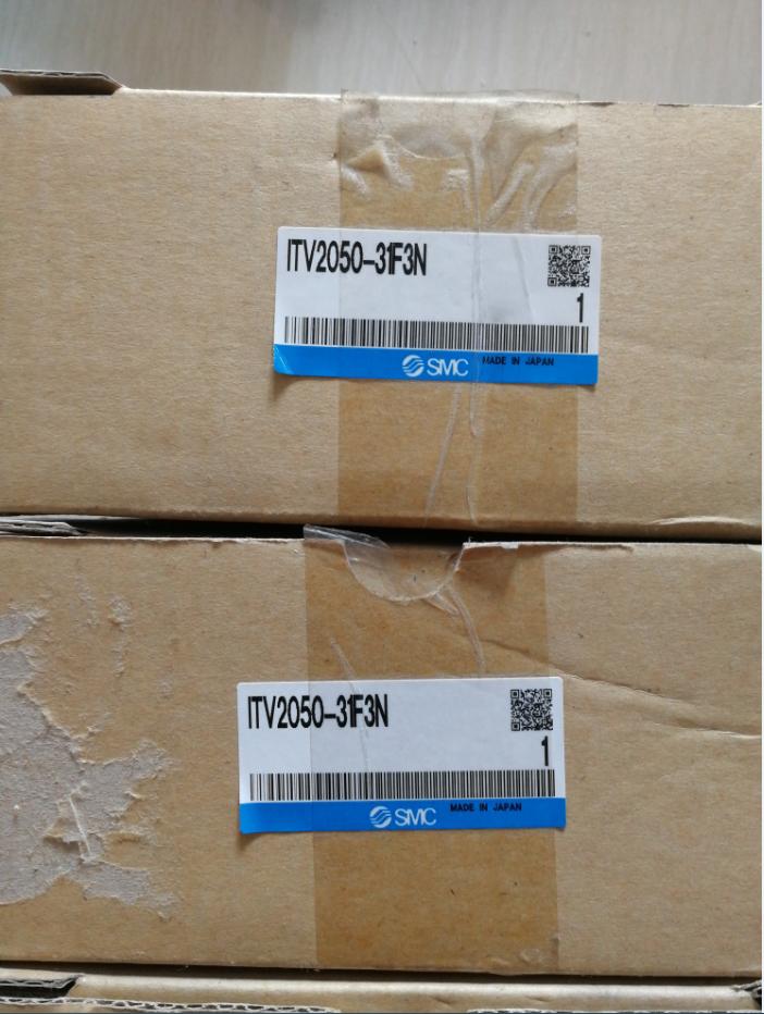 Новые оригинальные ITV2050-31F3NSMCITV2050-31F3l РРХВ пропорционального клапана