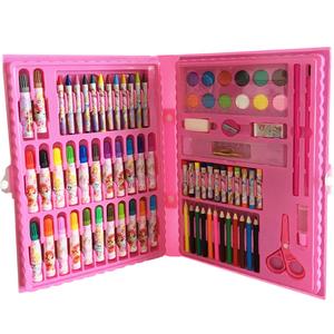 儿童画笔套装礼盒美术用品绘画水彩笔蜡笔画画生日儿童节礼物无毒