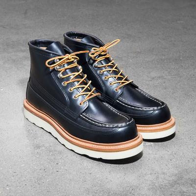 马丁靴、固特异工装靴、大黄靴、手工男鞋淘宝店铺推荐