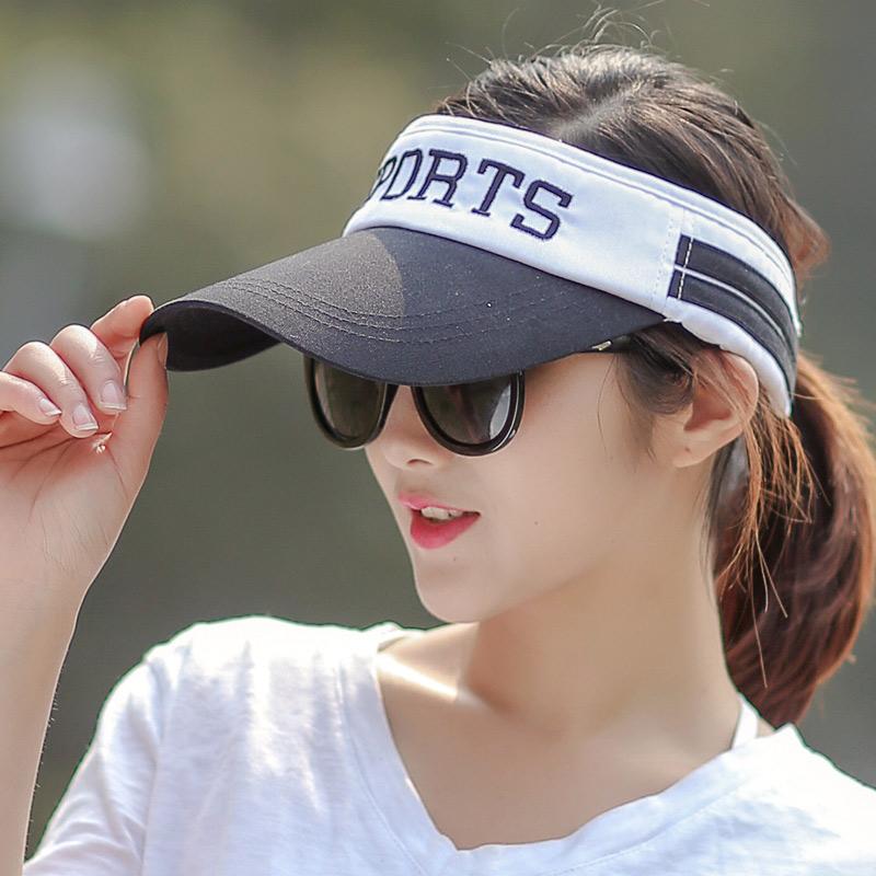 黑帽檐白色