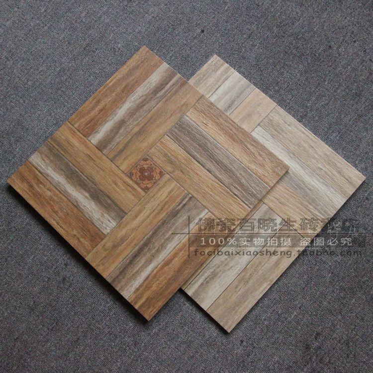 Factory direct selling 400*400 antique brick balcony garden floor tile and tile antiskid and wear-resistant tile