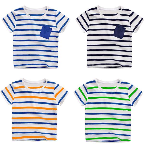 天天特价儿童短袖T恤 幼儿园服班服夏装童装男童女童半袖纯棉夏款