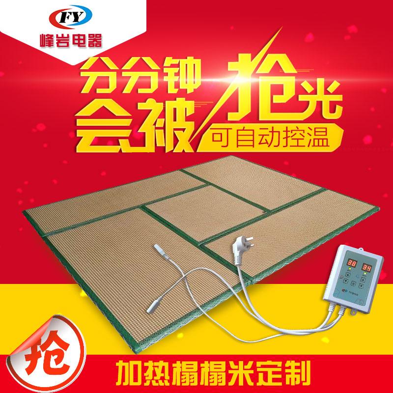 Japanese tatami matting pad and custom electric heating kang m TATAMY coconut mattress pad platform
