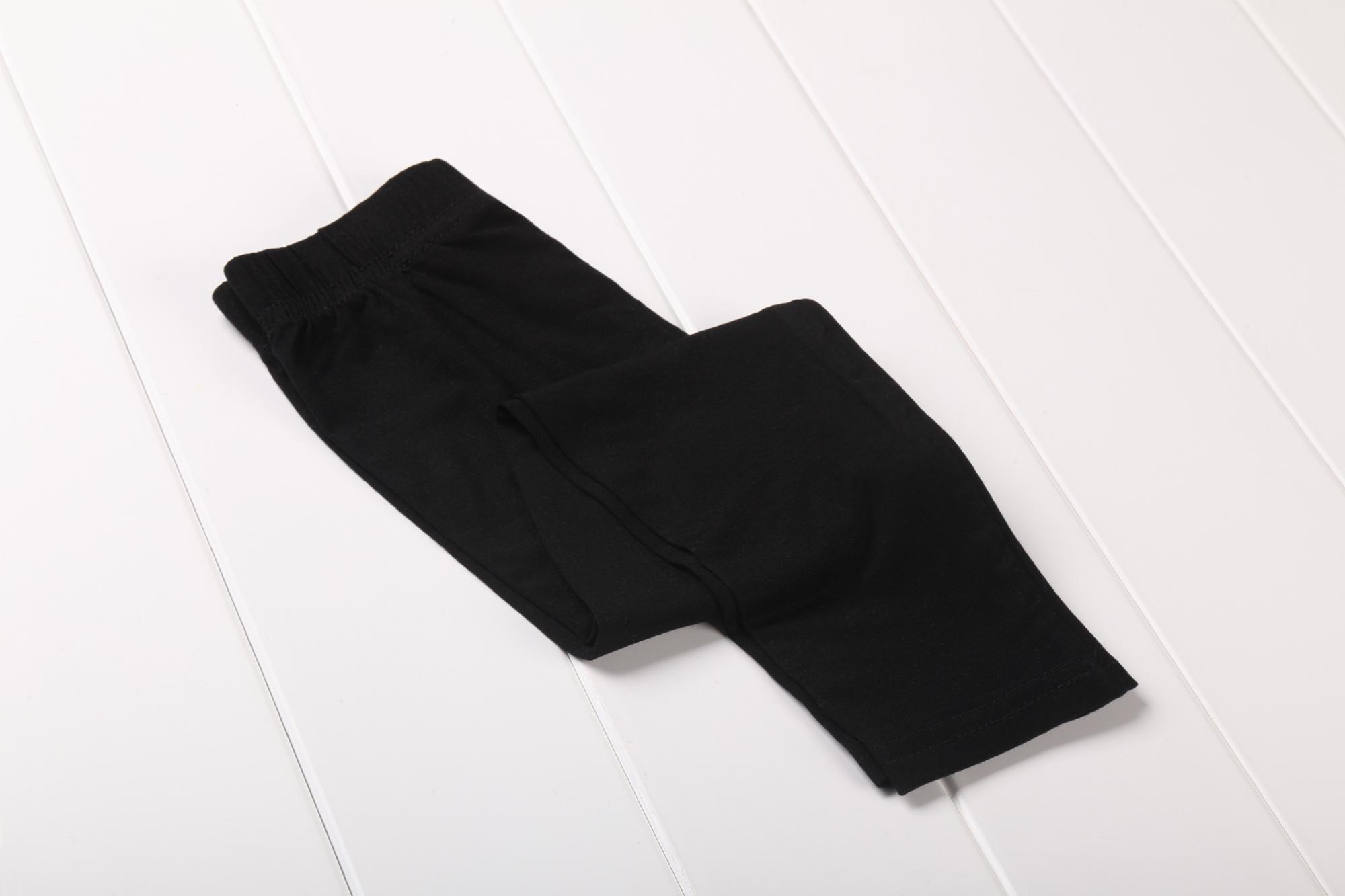 黑色【平口】