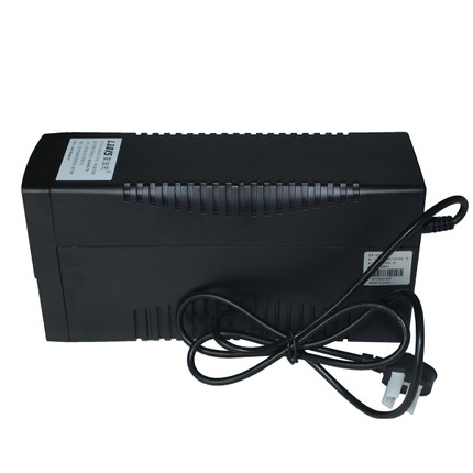 UPS uninterruptible power supply H600 lightning protection voltage regulator 360WLCD display single computer 20 minutes