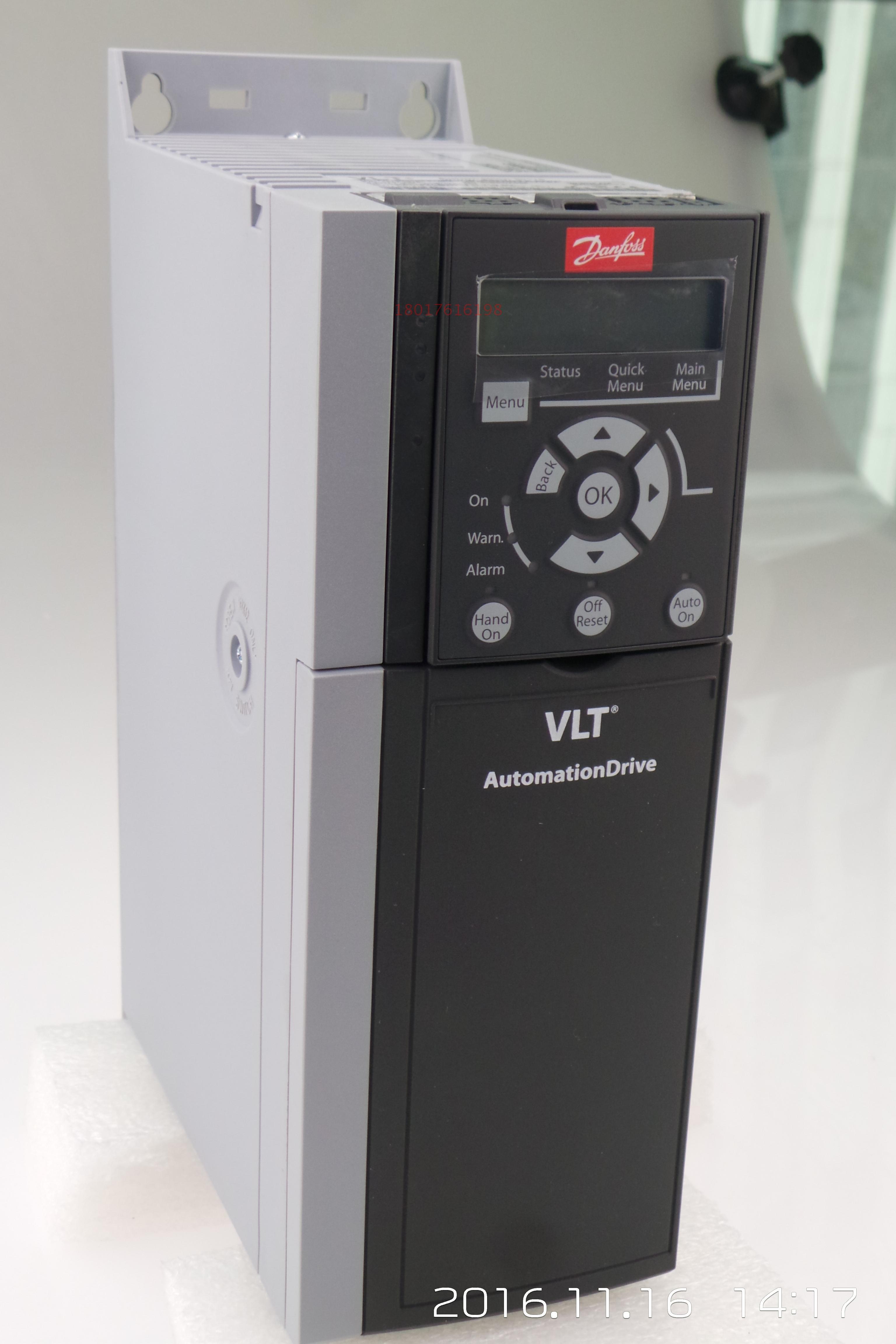 Danfoss frequency converter FC360H1K5T4E20H2BXCDXXSXXXXAXBX1.5KW360 series