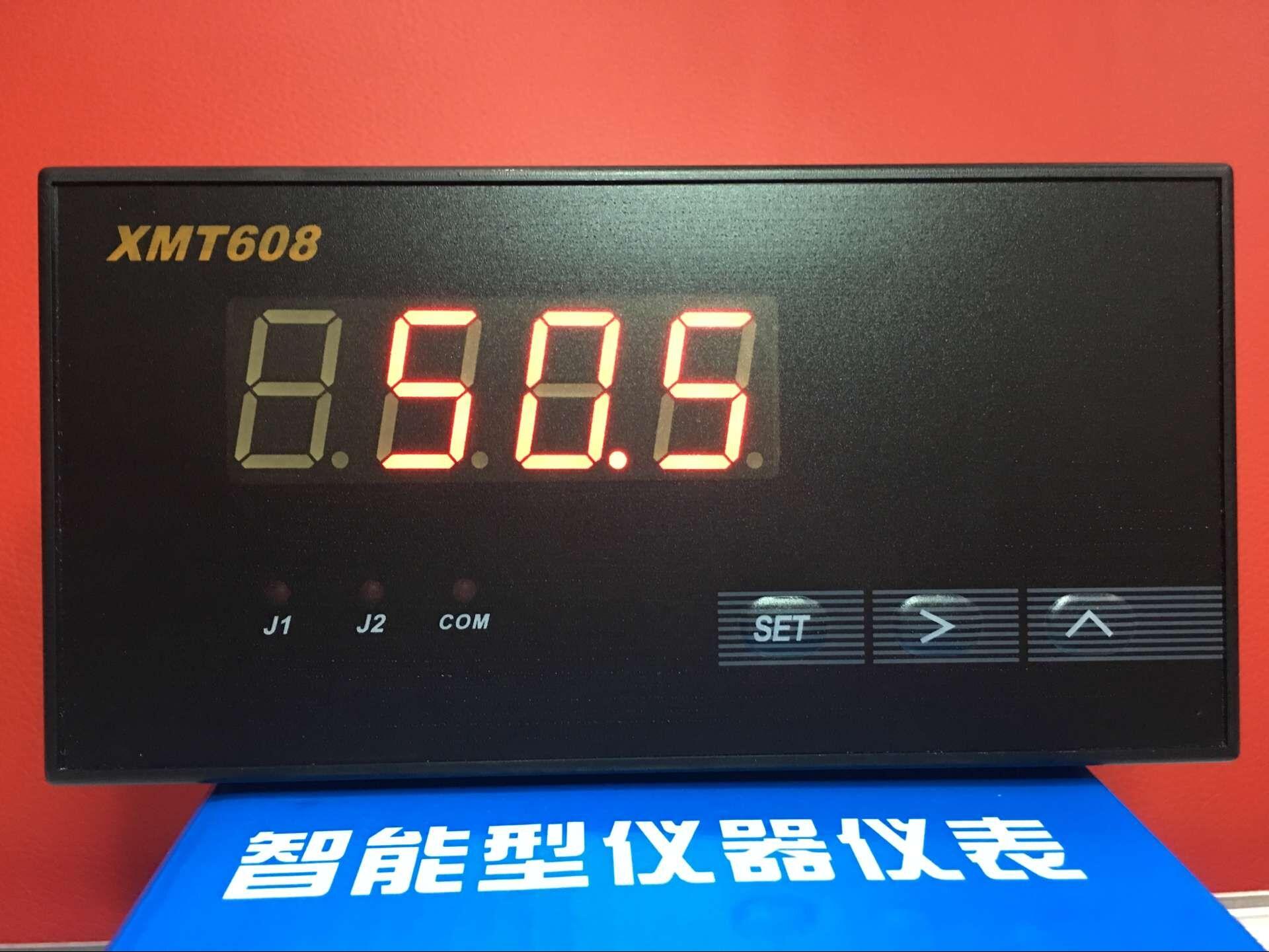 termosztát a hőmérséklet 数显 hőmérséklet nyomásmérő folyadékszint tachométer XMT608 univerzális input - relé