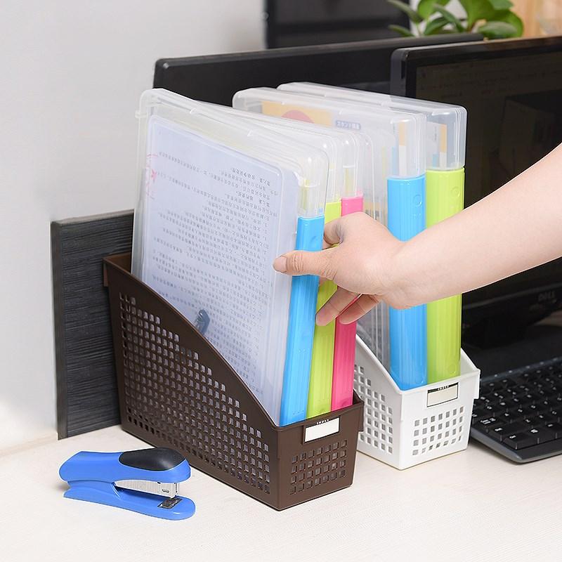 genomskinlig plast del fält pp plast rektangulära fält låda verktyg a4 - ärendet.