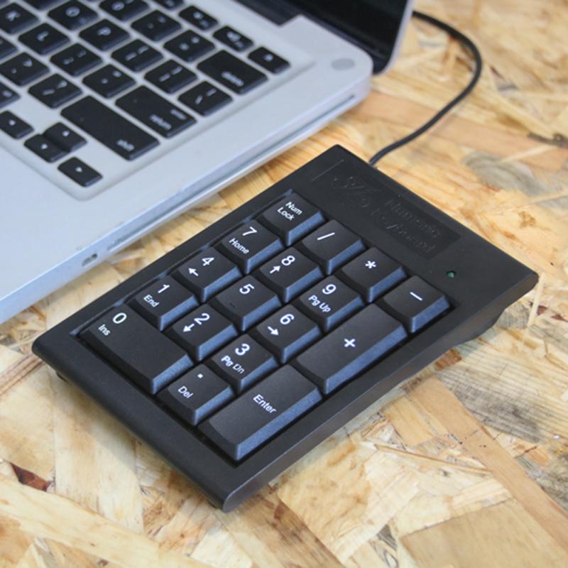 klawiatury notebooków mini - usb, bez przełącznika rachunkowości finansowej banku na klawiaturze.
