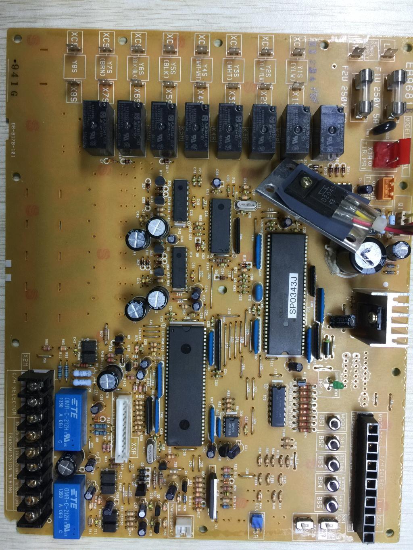 BL-3K1 Daikin - funktion computer An Bord - computer An Bord EB9681E klimaanlage