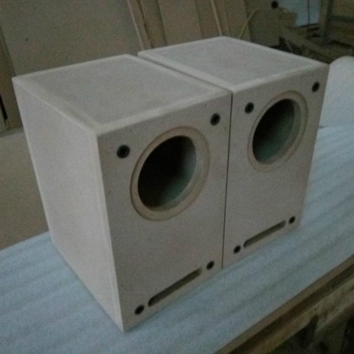 Spot offre Jiangsu - 6,5 cm de l'étagère d'ordinateur labyrinthe de fréquence basse de l'enceinte de haut - parleur boîte vide