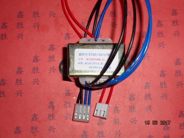 220v се 10.5V1A, 10.5V0.1A отдела климатик трансформатор, приложими в йорк, EI48-71 с