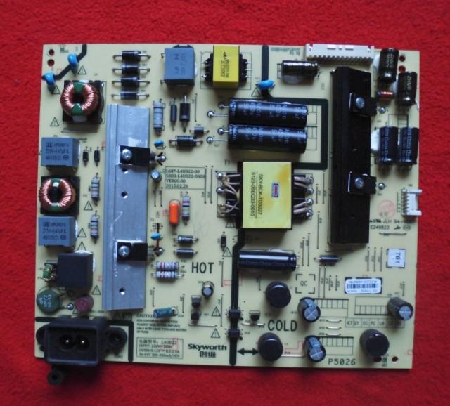 Skyworth 49E361S Originale a Cristalli Liquidi e il potere del Consiglio di 168P-L4U022-005800-L4U022-0000 TV