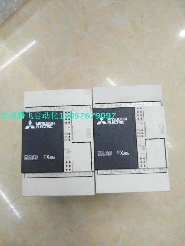 中古GEMAXの三菱plcFX3SA-10MT-CMFX3SA-10MR-CMFX3SA-14MR-CM