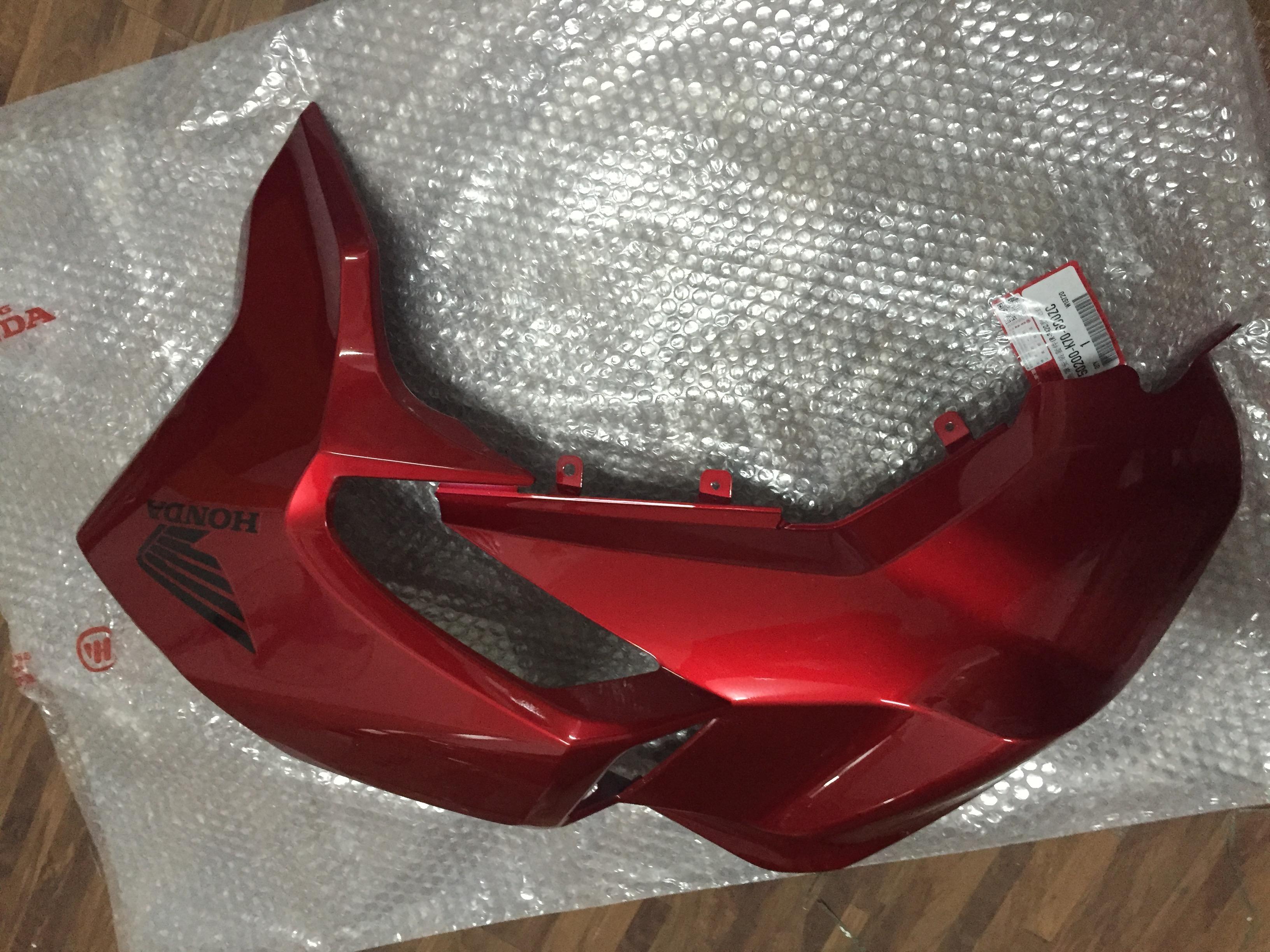 Honda accessori originali CB190R l'occhio del ciclone serbatoio della Moto Moto accessori.