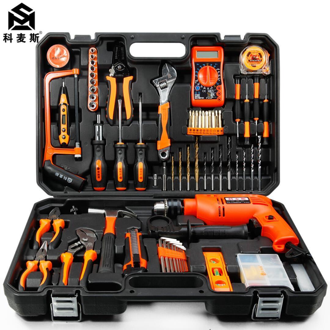 Casa Famiglia, strumento di Legno rivestiti di Max Hardware degli attrezzi manutenzione Elettrica, La combinazione di carico di perforazione.