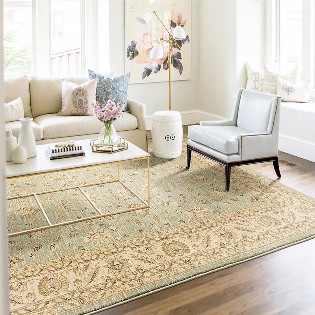 Ein teppich der türkischen einfuhren persische teppiche und Europäische moderne teppich im wohnzimmer. Schlafzimmer Kaffee - teppich