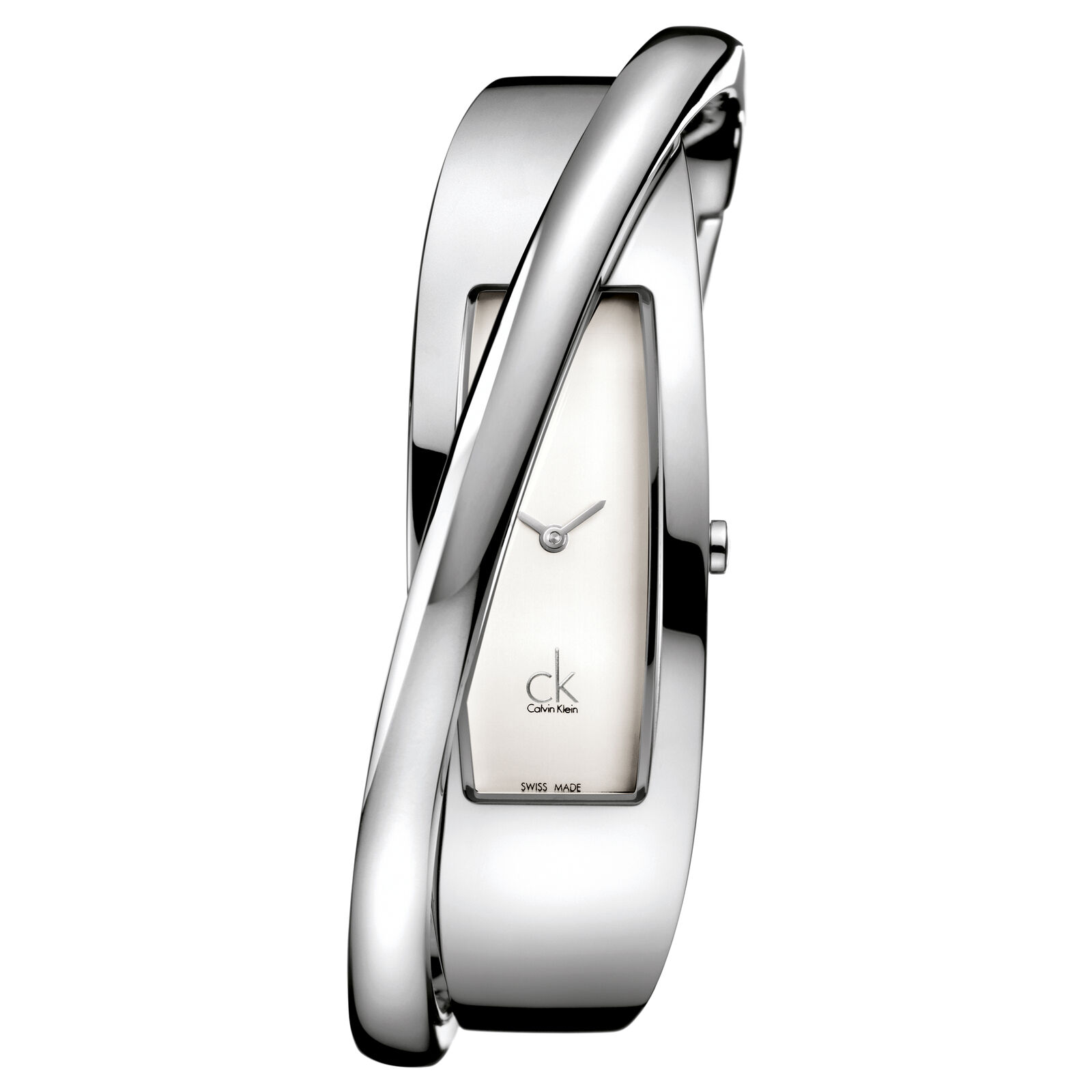 CALVIN KLEIN 卡尔文·克莱 K2J23101 女士手镯式手表