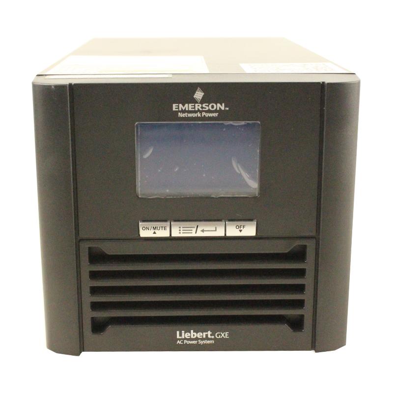 Emerson Emerson 1KVA/800W10 minuten GXE01k00TS1101C00UPS macht - Maschine