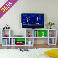Special offer free combination of simple TV cabinet of modern TV cabinet to cabinet cabinet detachable LCD TV cabinet
