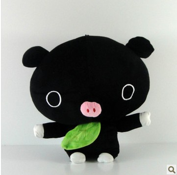 Cute little pig stuffed toys, Christmas gifts, children's gifts, dolls, pig cartoon station pig