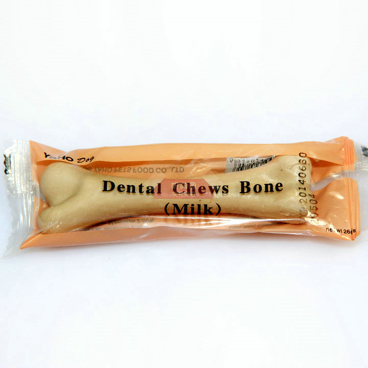 Sub Wo dog bone milk 105g dog bone molar teeth stick deodorant dog Tobago cleaning snacks