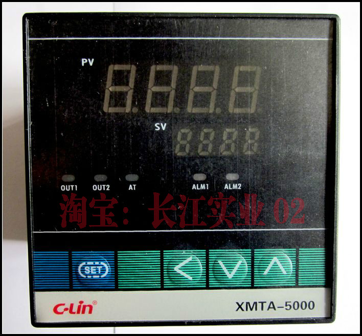 ян таблетки цифров дисплей на интелигентно регулиране на температурата, маса, температурата на XMTA-5511XMTA-5512 твърдо изходна
