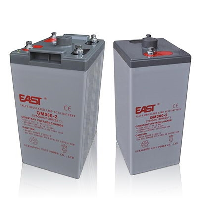 EAST GM1000-2 EAST 2V1000AH battery battery power system with UPS power supply