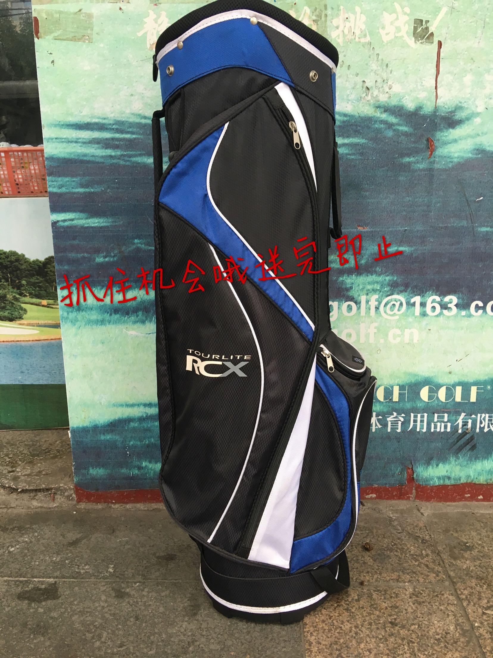 Special golf standard for men and women, full cloth wear resistant golf bag for men and women