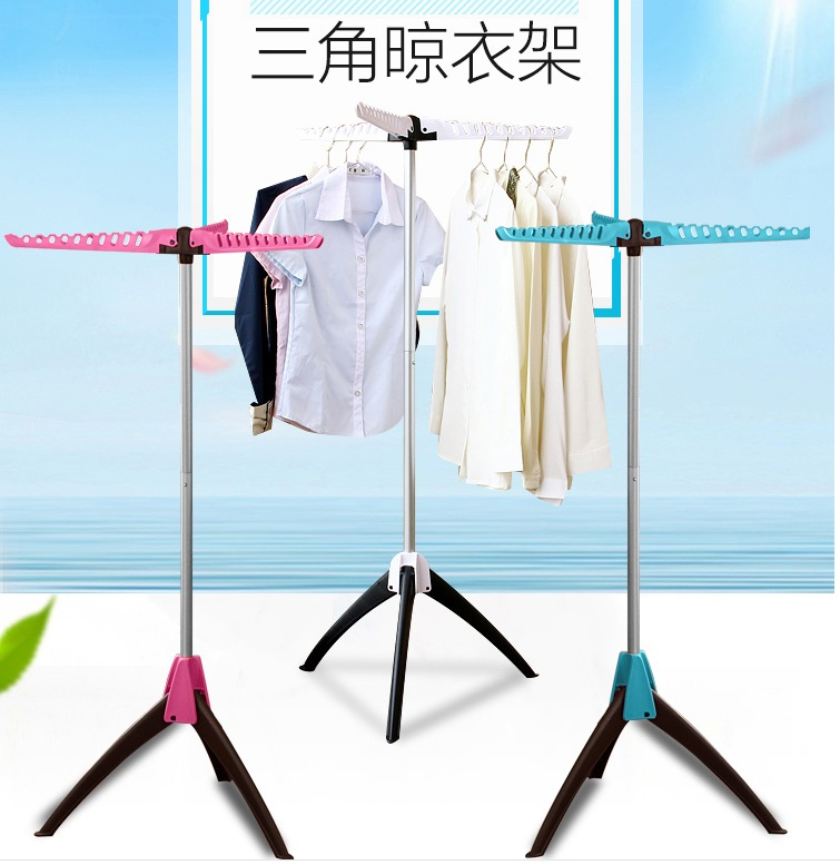 Clothing can be used for household use with folding clothes hangers to facilitate space clothes hangers, traveling socks, adult floor clothes