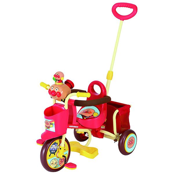 Paquete de pan por SPOT bebé Superman importados de Japón los niños triciclo bicicleta Walker ciclista.