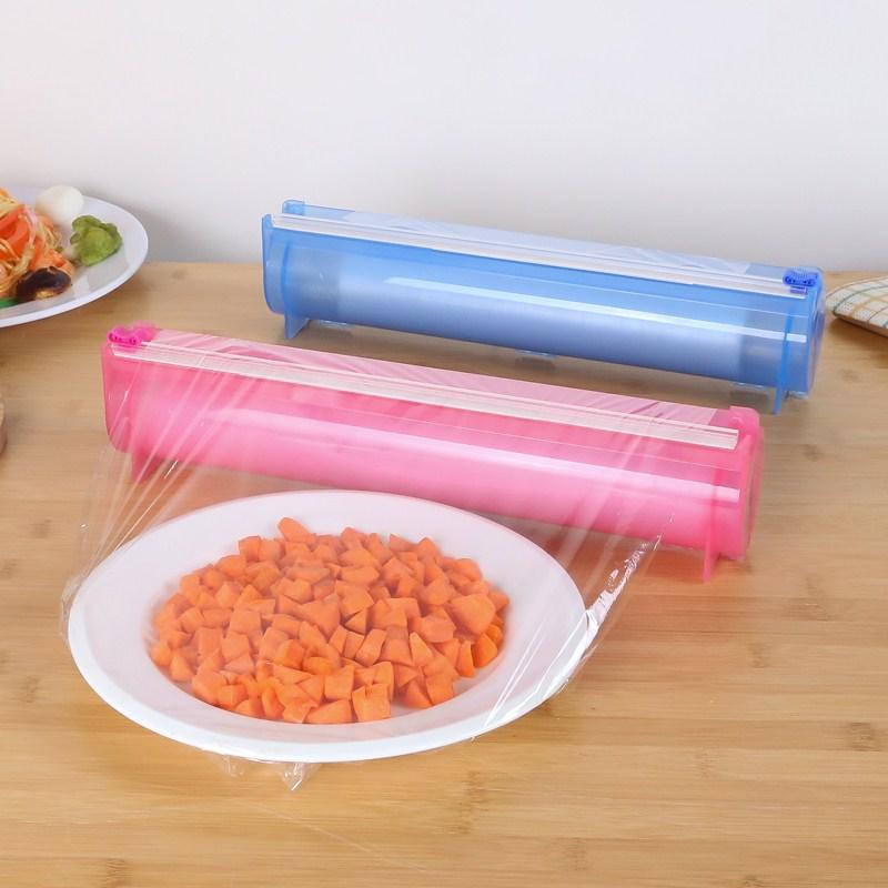 กล่องเก็บสมบัติสดฟิล์มตัดฟิล์มเครื่องตัดฟอยล์ห่อกล่องตู้เย็นเครื่องครัวของใช้ในครัวเรือนประกัน . . .