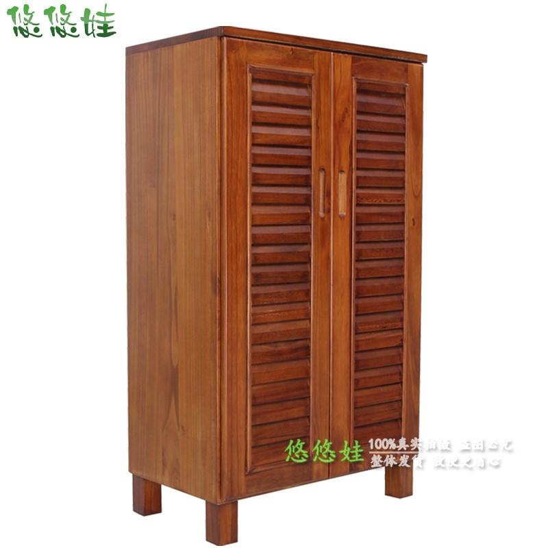 - la protection de l'environnement à l'exportation de bois wa multifonctionnel de deux volets de portes de l'armoire de stockage de l'armoire de stockage de meubles de chaussure multicouche