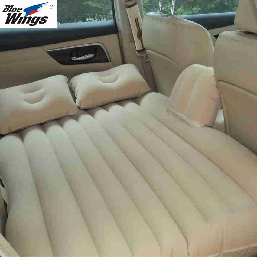 Dongfeng scenery 580370350 car carrying adult mattress in the back row bed bed car inflatable car shock bed