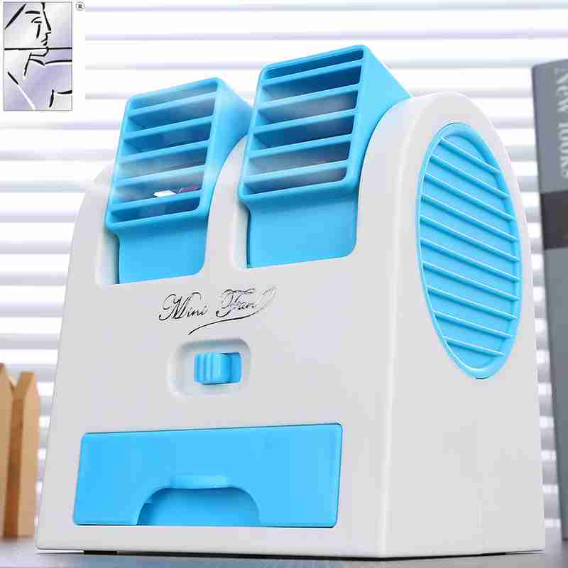 Air conditioning fan cooling and heating dual purpose household water cooling air conditioner, fan, mini refrigerator, mobile mini air conditioner, air fan