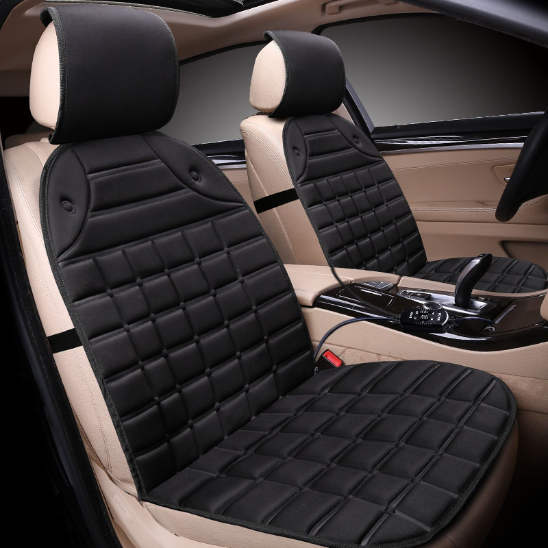 Vehicle ventilation cushion, massage belt fan, cold air refrigeration heating, automobile seat cushion, 24V truck cushion