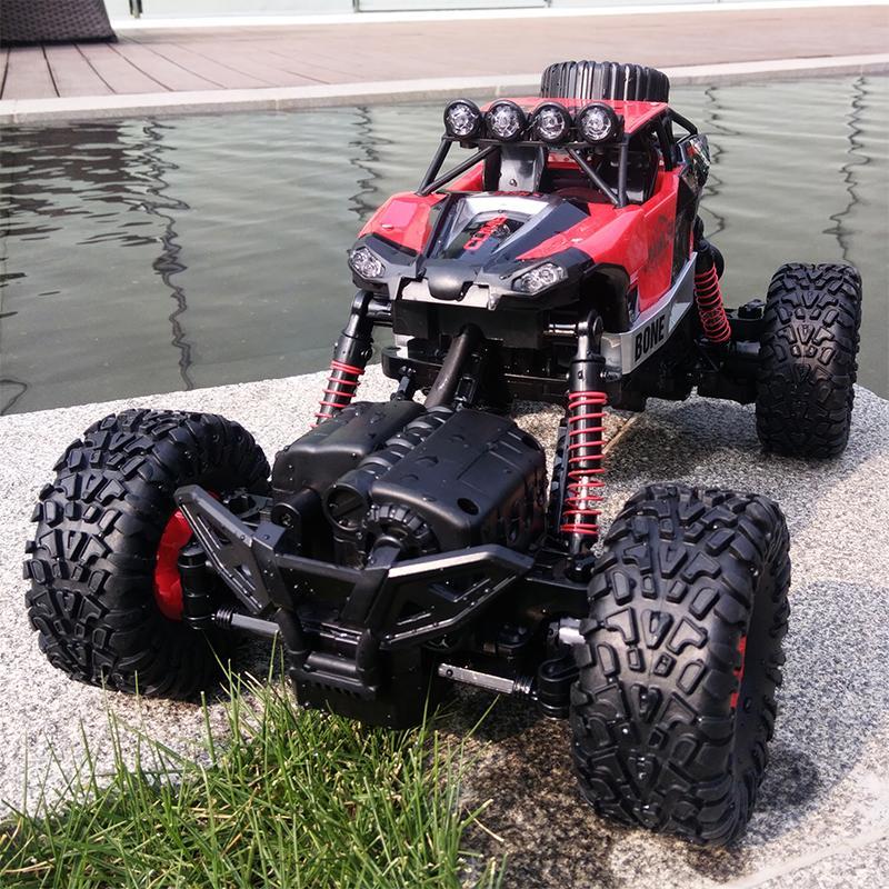 Fernbedienung amphibien wasserdicht offroad - klettern 4x4 wiederaufladbare ferngesteuerte autos Junge geschenke für Kinder - spielzeug - auto