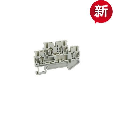 Uj serie de doble jaula primavera de tipo terminal UJ5-1.5 / 2 - 2 [Shanghai International Electric.
