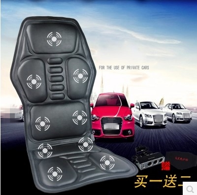 The car seat cushion vehicle summer chair massager cushion cushion cushion general ventilation cooling and heating