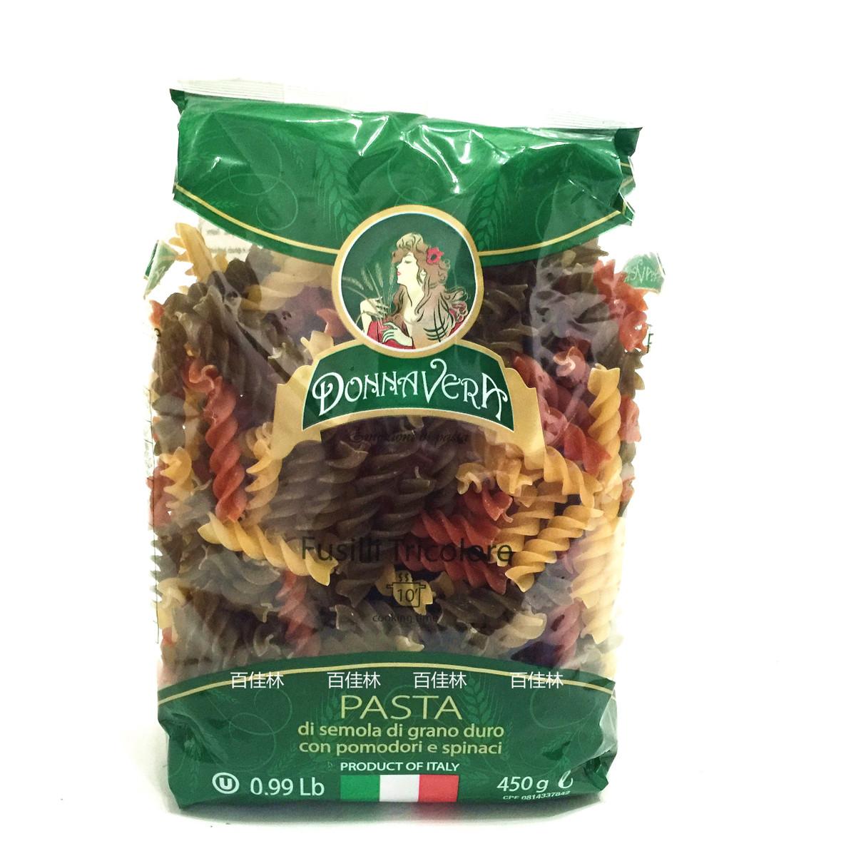 5 сумку пакет после импорта спагетти [вилла триколор винт поверхности спираль макароны макароны.]
