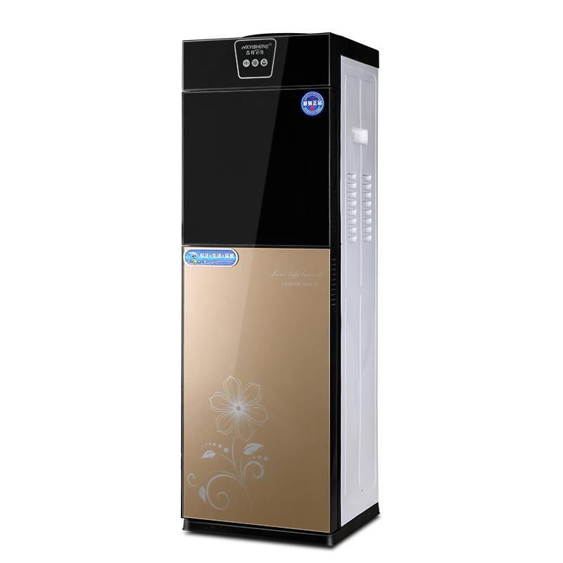 Πότης κάθετη παραγωγής θερμότητας και ψύξης ζεστό γραφείο πάγο εξοικονόμηση ενέργειας διπλό οικιακών βραστό νερό μηχανή με ζεστό και κρύο θέση ελεύθερη