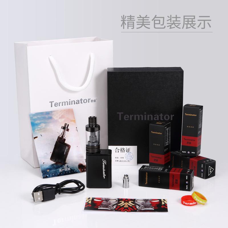 電子タバコ煙スーツ規格品の新型大充電器男禁煙蒸気タバコ箱のmini10w調圧