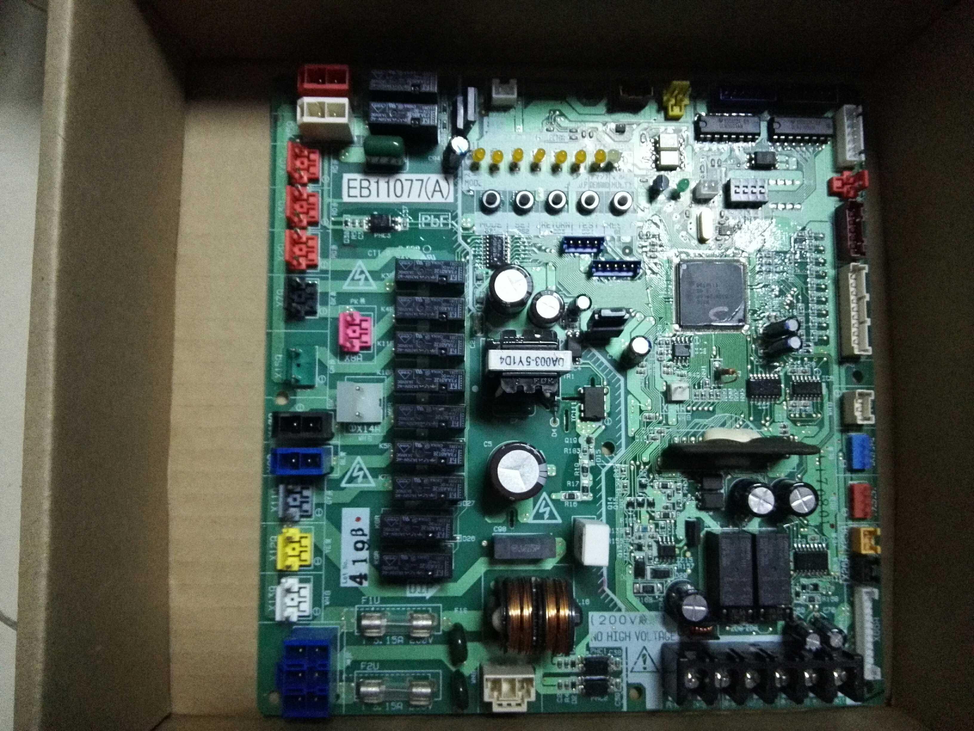 Daikin klimaanlagen - außerhalb der Maschine PCBEB11077 Zentrale bauteil