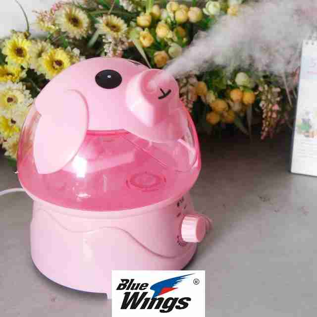Beauty salon cartoon small air conditioning, children's air make-up water refrigeration, easy to charge water vapor handheld humidifier