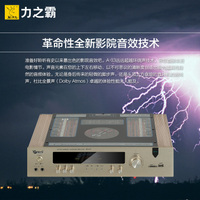 LGB/ force of the PA A33 Home Power Amplifier Analog 2 channel 5.1 channel home theater amplifier