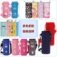 Vacuum cup cover cup cup bag thermos bottle glass cup set set set of children's Cup kettle set set of THERMOS